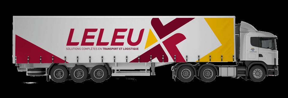 Transporteur Leleu Somme Nord Hauts de France leader