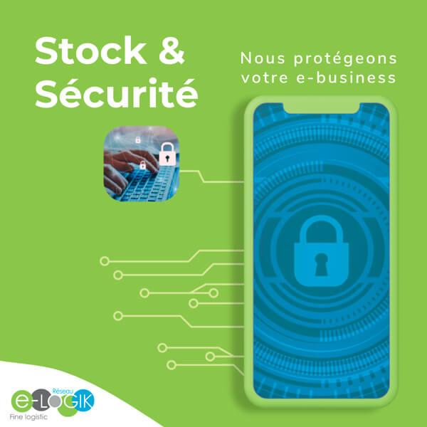 Transporteur Leleu stock sécurité e-commerce e-logic livraison